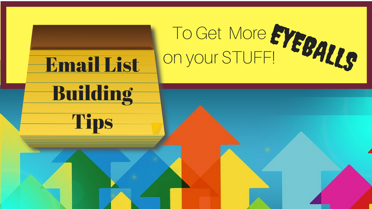 Email List Building Strategies