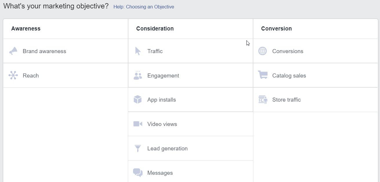 Are Facebook Ads Worth It?  What is your objective?