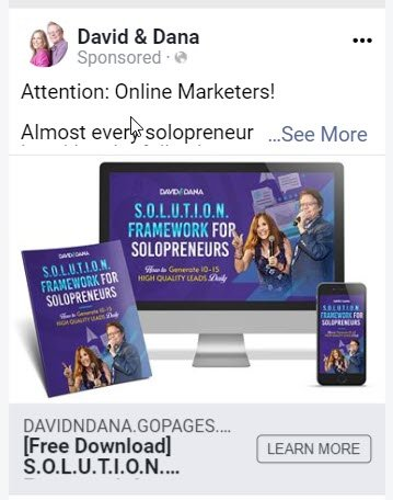 Do Facebook Ads Really Work?  Who is your audience?