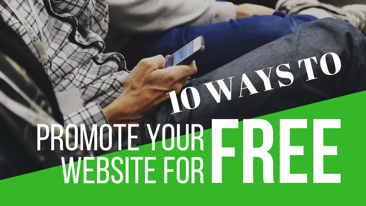 Drive Traffic to Your Website and Promote Your Website Free