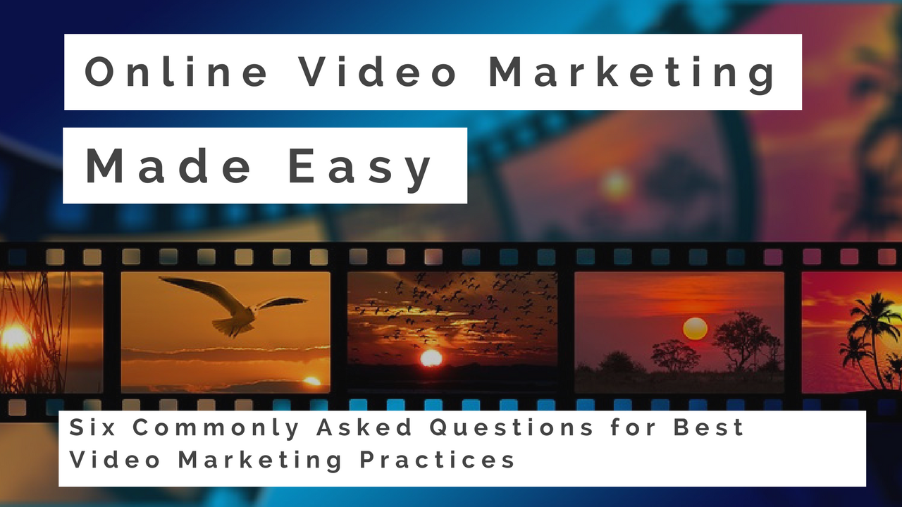 Online Video Marketing Made Easy